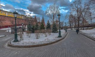 Уголок Москвы