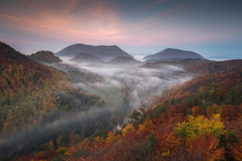 Slovakia landscapephoto preview