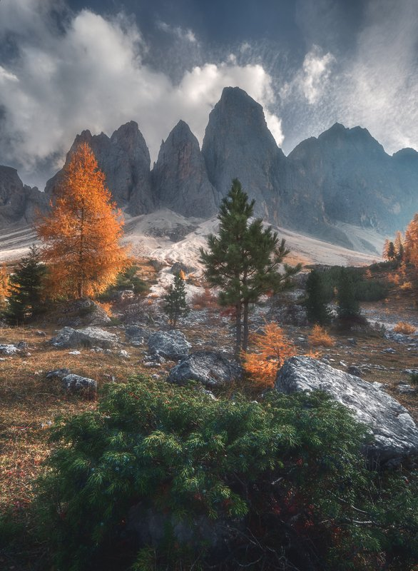 sv-phototravel.com, доломиты, geisler, dolomity, italy Осень а Доломитахphoto preview