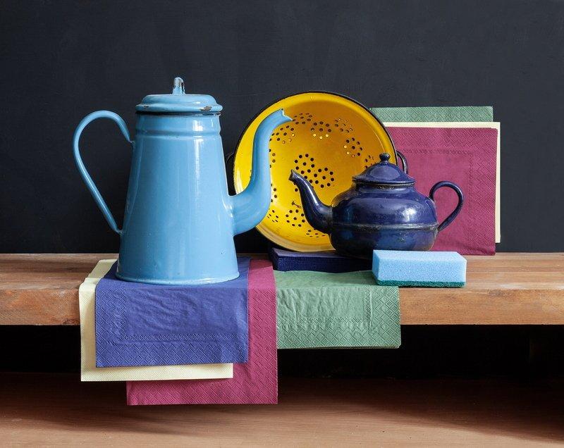натюрморт, чайник, посуда, still life, color Натюрморт с чайникамиphoto preview