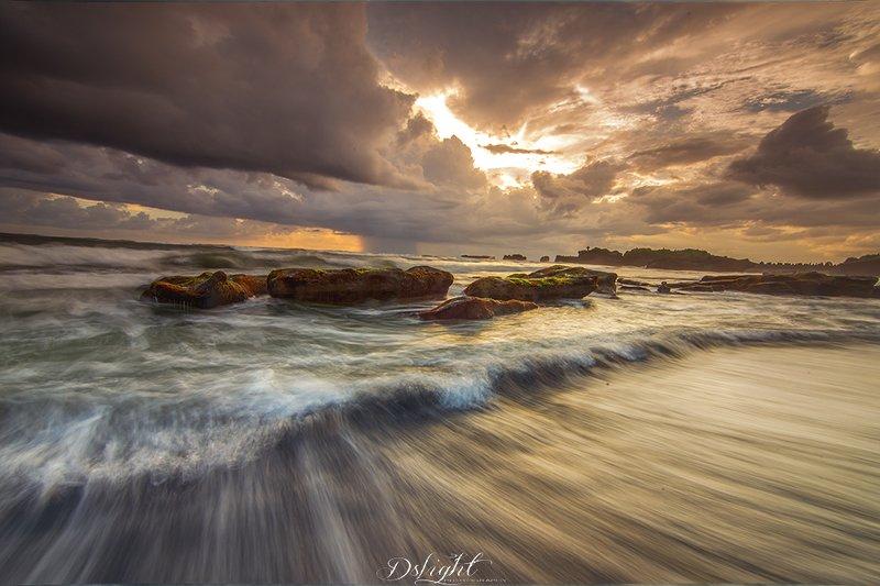 light,landscape,rol,rayoflight,green mengening beachphoto preview