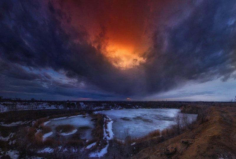 Пожар на небесах photo preview