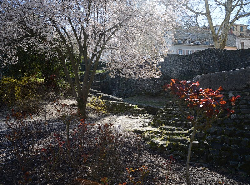 вьен, vienne, france В саду Кибелыphoto preview