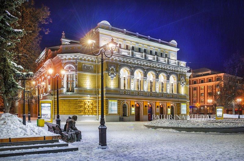 нижний новгород, театр драмы Нижегородский Театр Драмыphoto preview