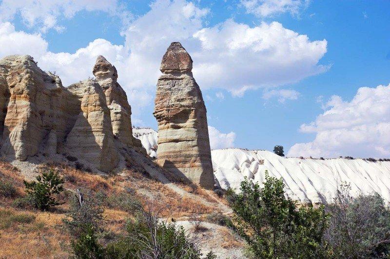 Каппадокия, Турция, скалы Каппадокияphoto preview