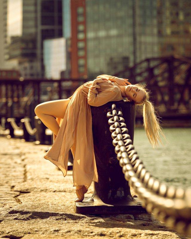 dancer, woman, female, girl, model, city Agnieszkaphoto preview