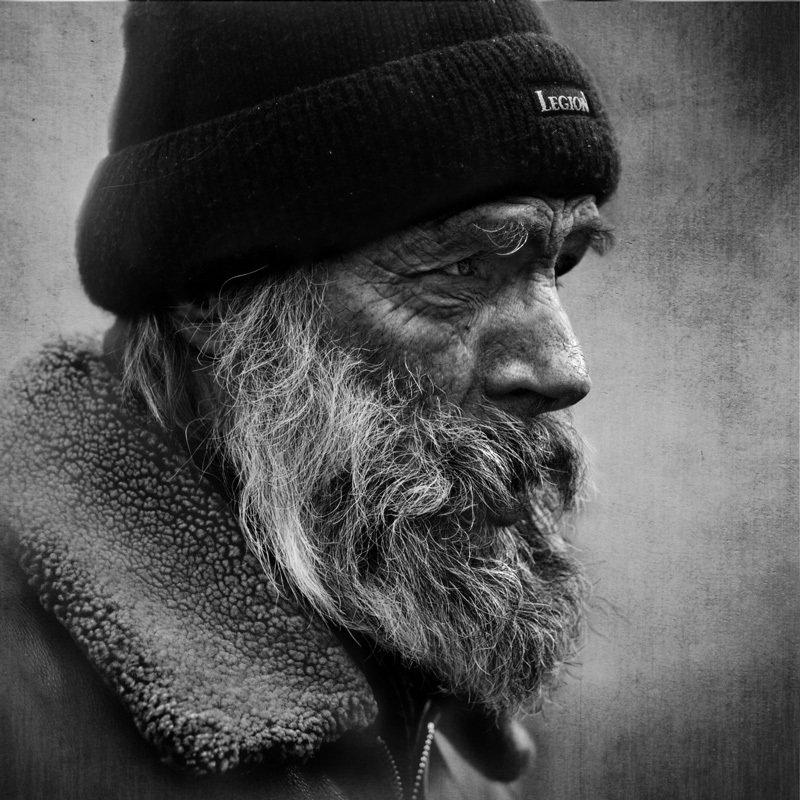 портрет, юрий_калинин, лица, черно_белое, юрец, уличная_фотография, люди легионерphoto preview