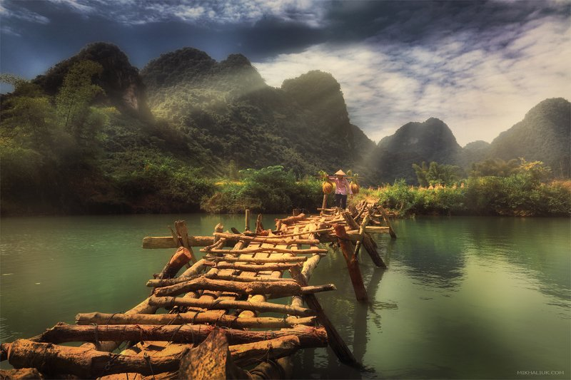 Дорогами и вершинами Вьетнама...photo preview