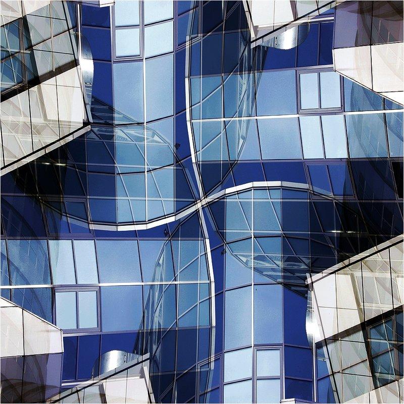 стекло, окно, окна, дом, здание, Калейдоскоп-город-3.photo preview