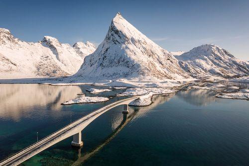 Arctic view.