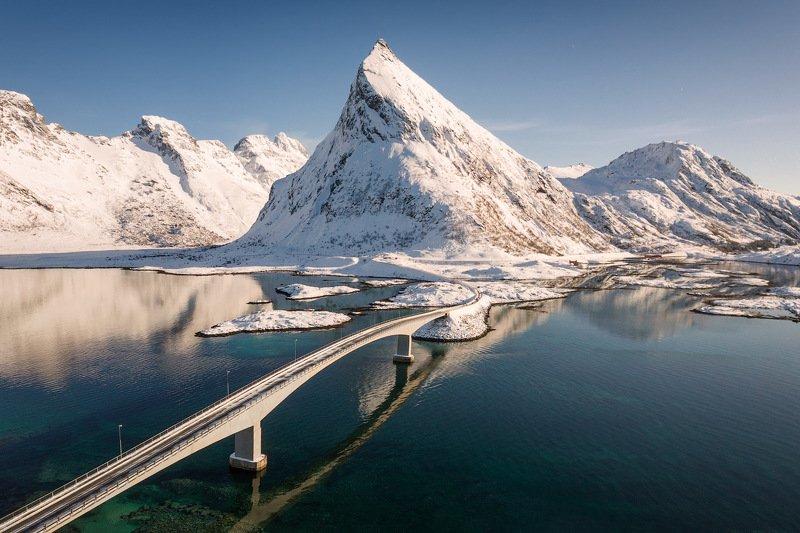 norway, lofoten, lofoten islands, рамберг, ramberg Arctic view.photo preview