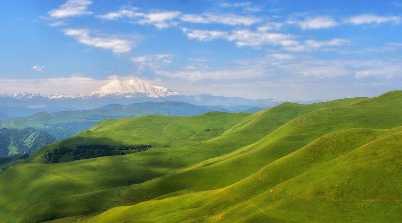 горы, кавказ, эльбрус Эльбрусphoto preview