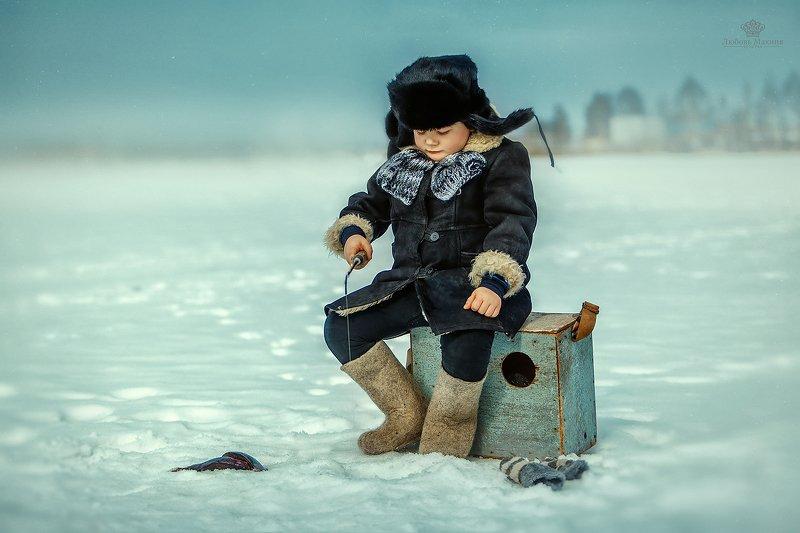 Зимний клевphoto preview