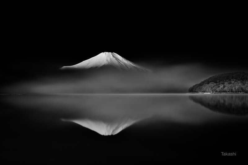Fuji,Japan,mountain,cloud,snow,lake,water,reflection,calm,amazing,fantastic, Japanese harpphoto preview