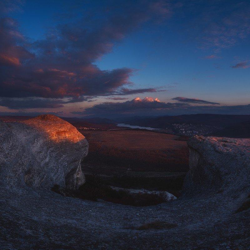 Краски заката.photo preview