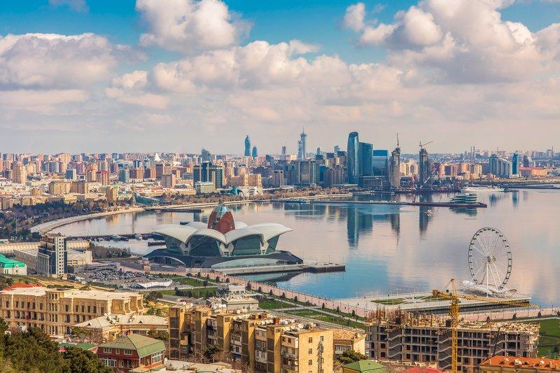 Панорама Бакуphoto preview
