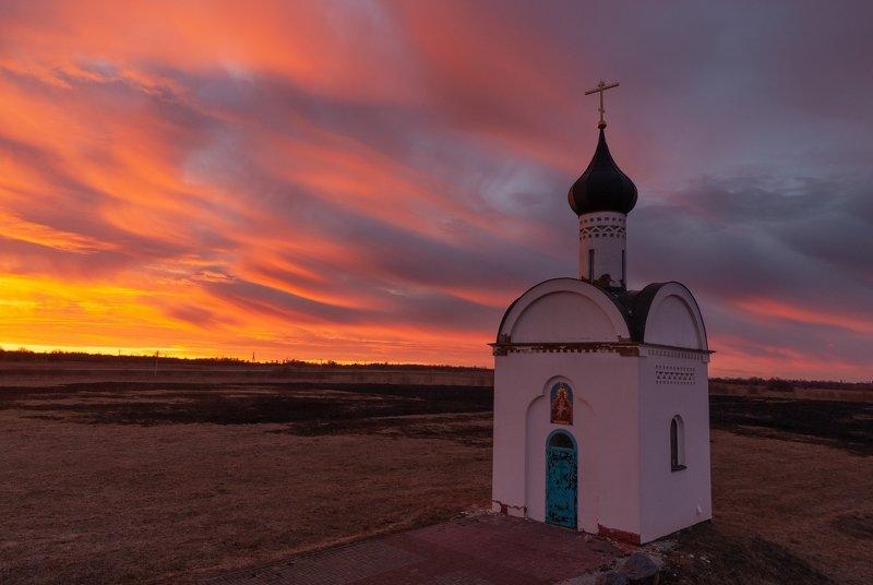 Закат у Холма Славыphoto preview