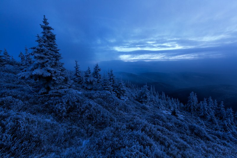 landscape,canon,awakening,winter Cold Breath Of Eternityphoto preview