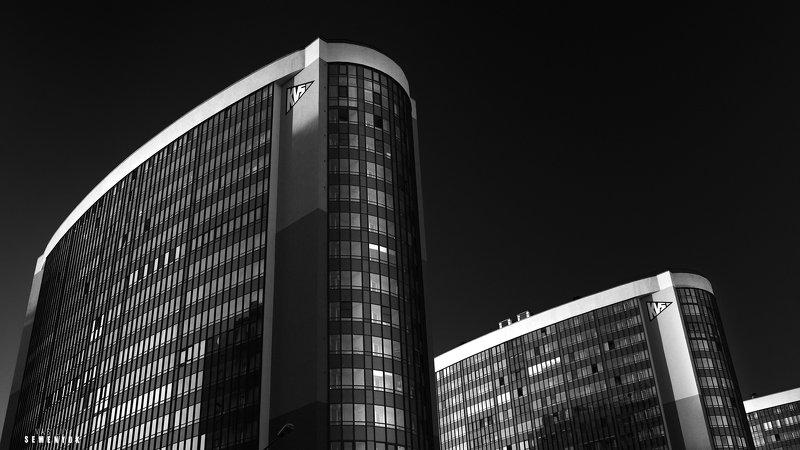 санкт-петербург, здания, архитектура, минимализм, ч/б, city, b/w, architecture, bilding. Плоскости.photo preview