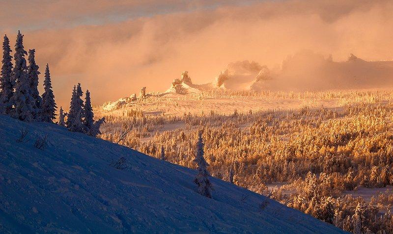 шерегеш, горная шория, сибирь Шерегеш удивительныйphoto preview