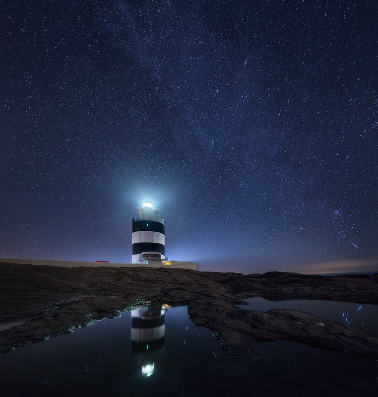 ireland, county wexford, lighthouse ***photo preview