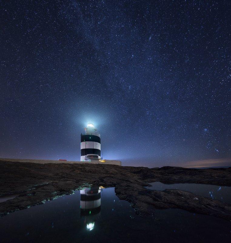 ireland, county wexford, lighthouse *** фото превью