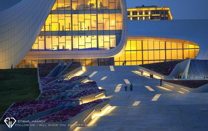 Heydar Aliyev Center, azerbaijan,baku,baki Heydar Aliyev Centerphoto preview