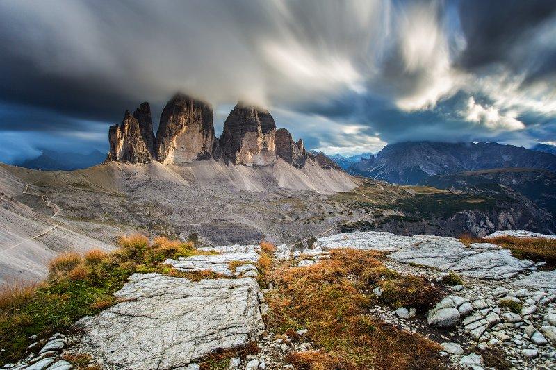 trecime,dolomiti,mountains,canon,sexten,leefilters TRE CIME D\'LAVAREDO 2999 m n.m. photo preview