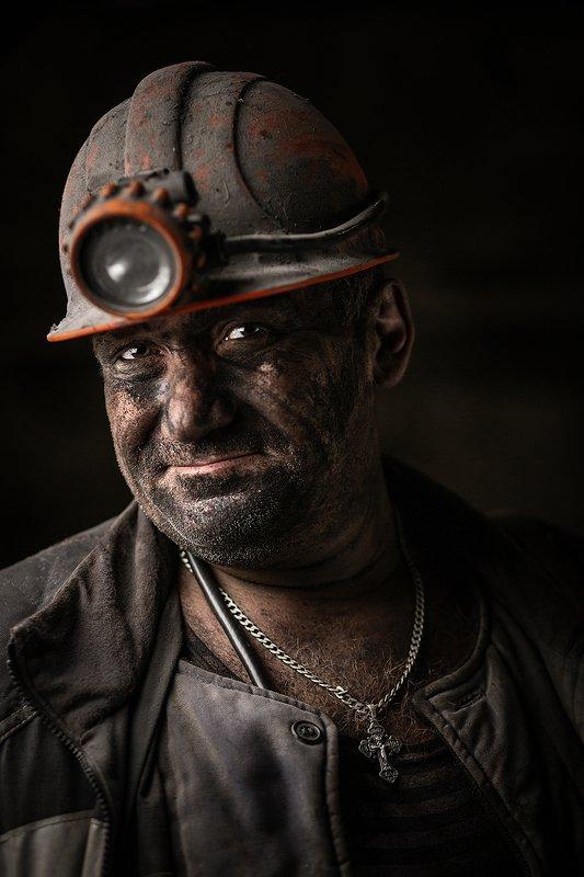 coalminer Портреты шахтеровphoto preview