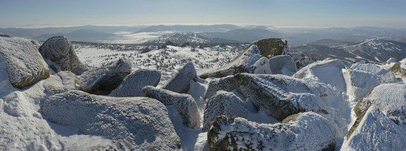 шерегеш, гора крестовая Курумphoto preview