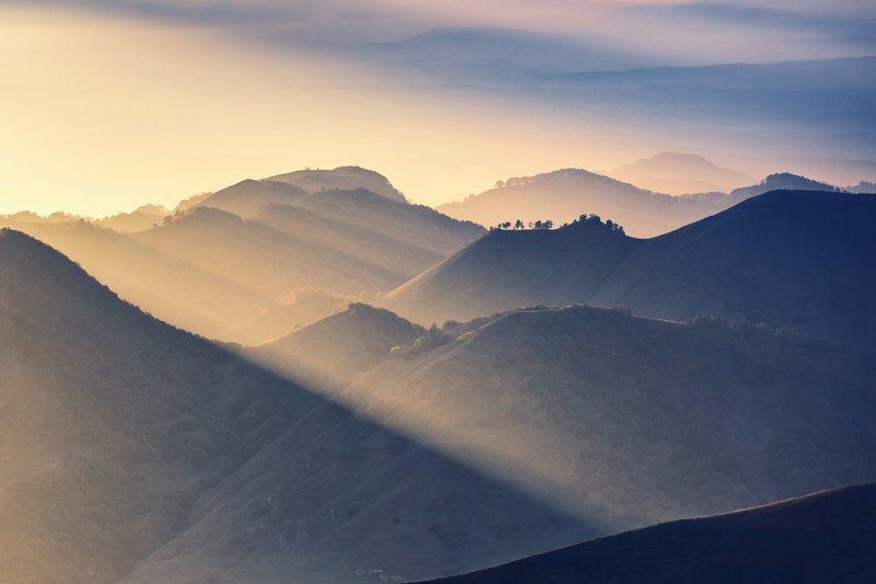 кчр, горы ,кавказ,закат ,теберда,домбай Перевал Гум-Баши...photo preview