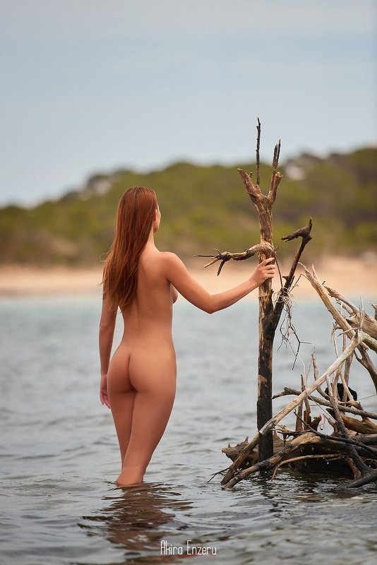 nude, woman Одинокийphoto preview