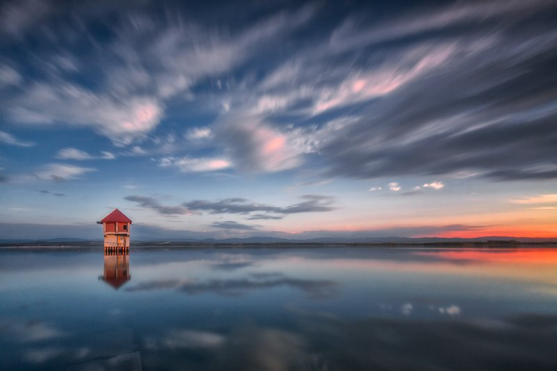 landscape,canon,sunset,lee,long exposure Between Sky and Water....photo preview