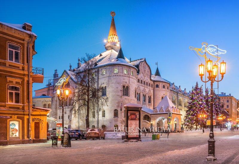 нижний новгород, государственный банк, банк, большая покровская Здание Государственного Банка в Нижнем Новгородеphoto preview