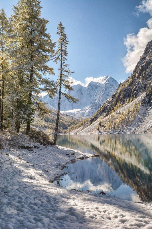 алтай,горы на  Шавлинских берегахphoto preview