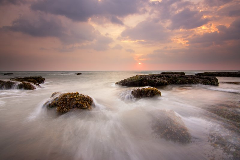 #landscape #landscapephotography #seascape #motion # wave #nature Anyer beachphoto preview
