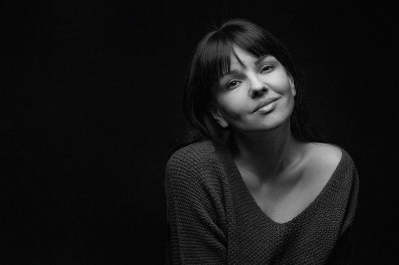 женский портрет Викторияphoto preview
