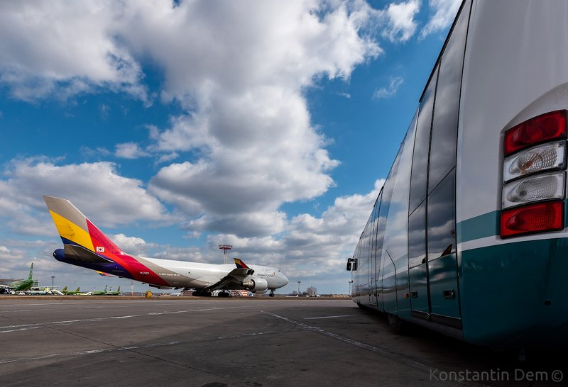 домодедово, споттинг, авиация, аэропорт DME Spottingphoto preview