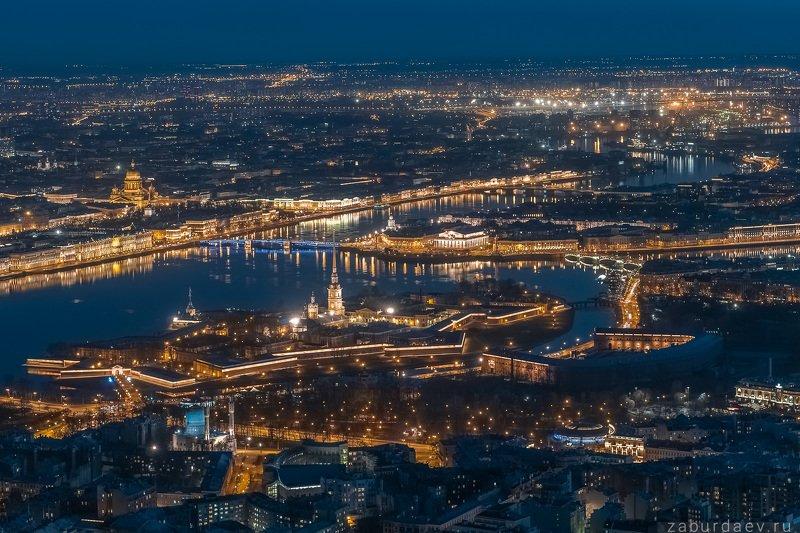 россия, петербург, санкт-петербург, город, архитектура, вечер, весна, дрон Петропавловская крепостьphoto preview