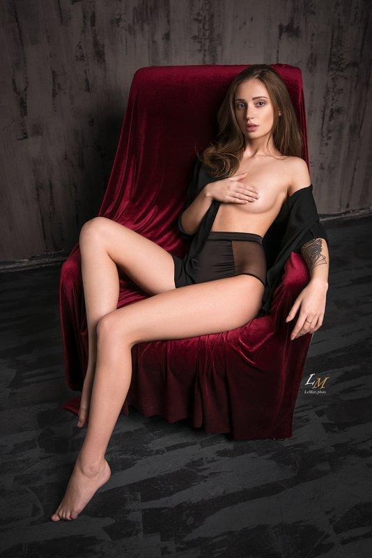 портрет, девушка, студия, фотограф москва, портретный фотограф, москва, гламур ***photo preview