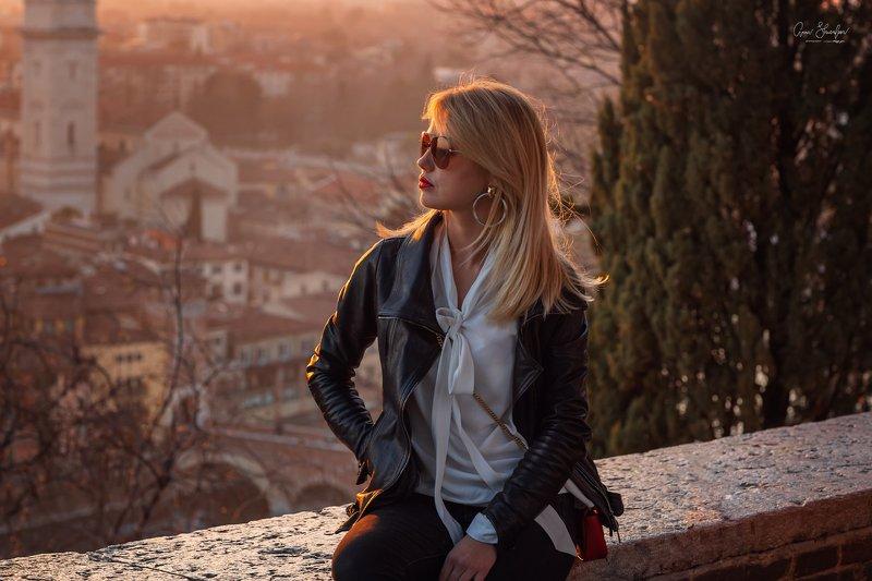 портрет красота девушка арт Однажды в Вероне....photo preview