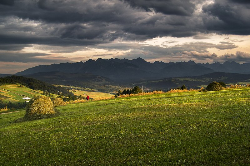 Panorama of the Tatra Mountainsphoto preview