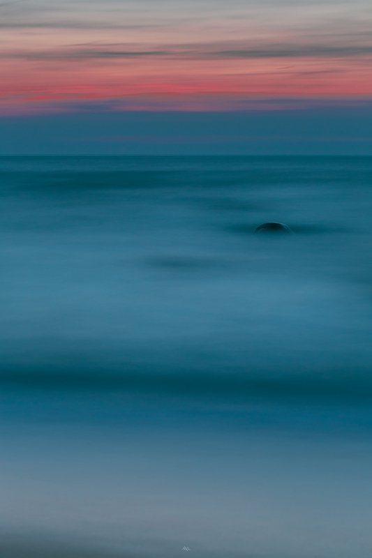 landscape, seascape, baltic sea, sunset, long exposure Lost in Timephoto preview