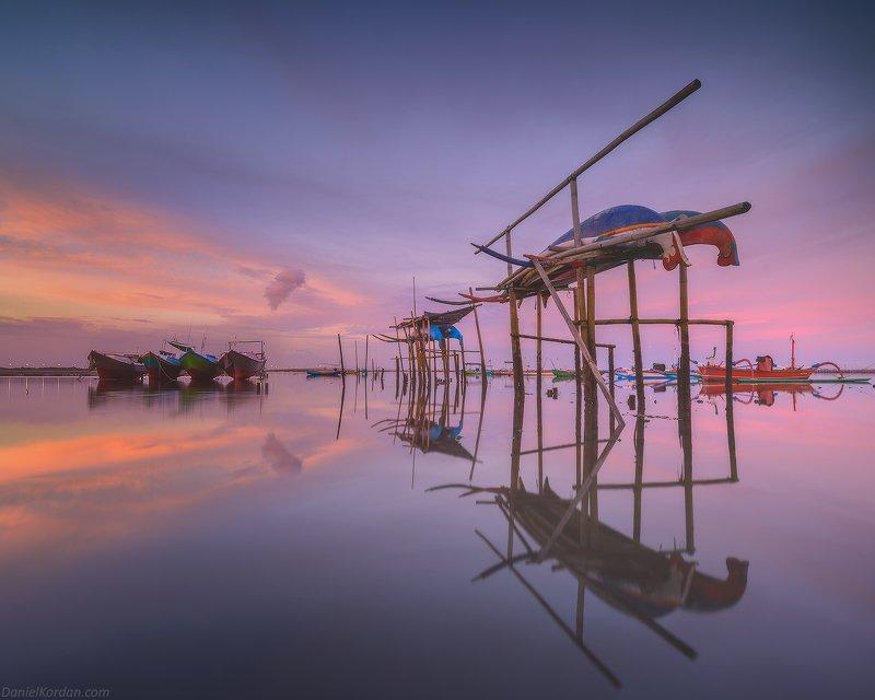 Бали, индонезия Летающие лодки Балиphoto preview
