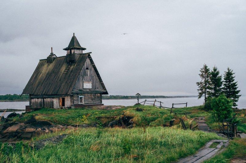 кемь, белое море Кемьphoto preview