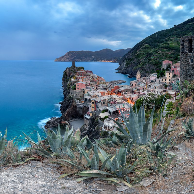 Italy, Liguria, Cinqueterre, vernazza, landscape, Vernazzaphoto preview