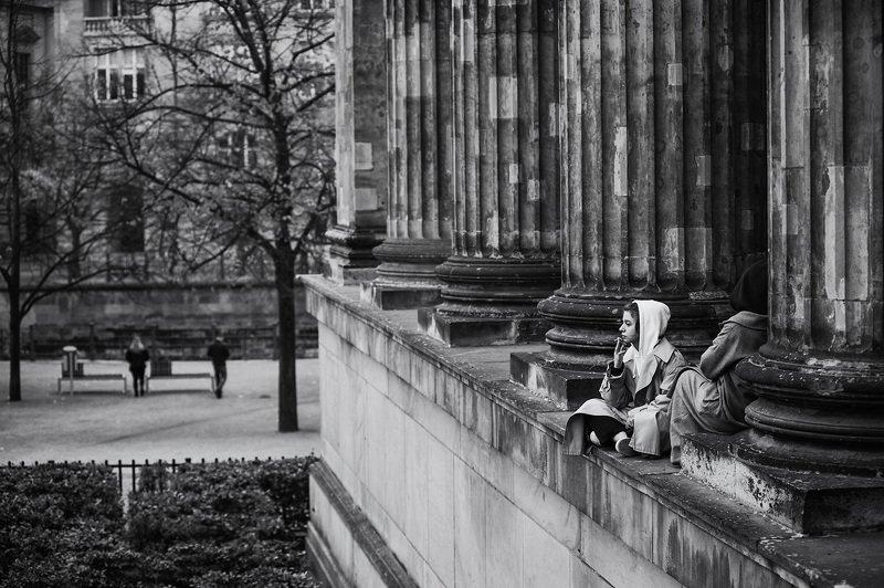Атмосфера осеннего Берлинаphoto preview