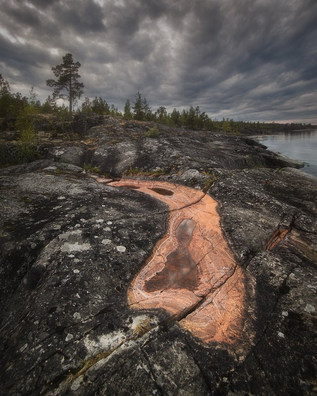 ладожское озеро, ладожские шхеры, природа, пейзаж, ладога, nature, landscape Ладожские шхерыphoto preview