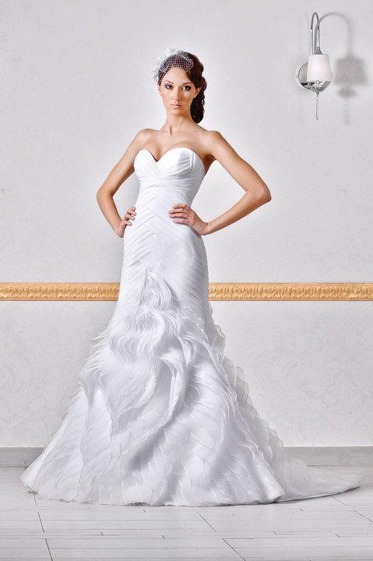 wedding dress, fiancee Вариация на тему \