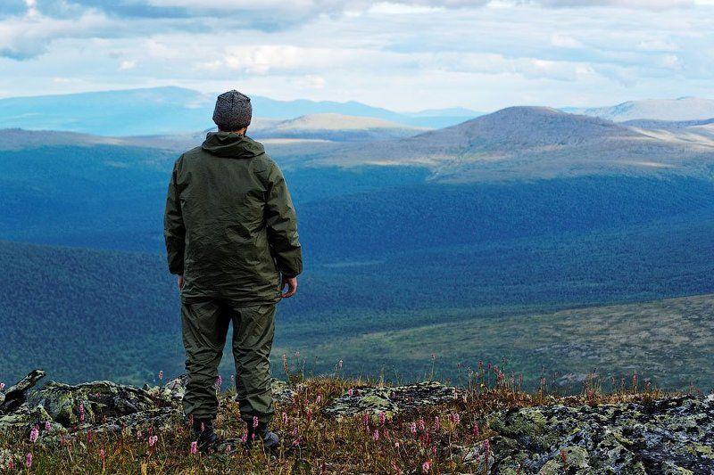 северный урал, 2011 На вершине Отортенаphoto preview